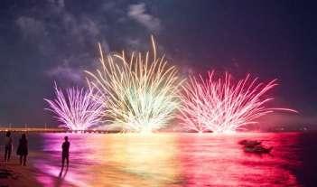 Festeggia il Capodanno dell'estate 2021 all'Hotel Zeus fronte mare!
