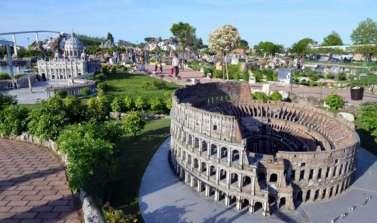 HOTEL CONVENZIONATO CON ITALIA IN MINIATURA