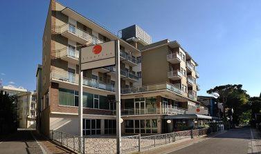 hotel tiberius esterno