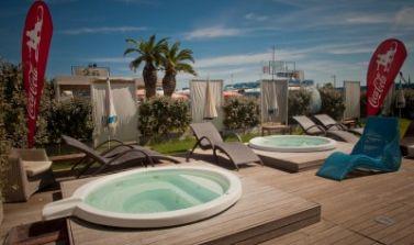 hotel tiberius e spiaggia