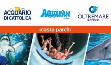 Offerte parchi divertimento hotel Rimini