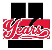 logo 22 anni anniversario