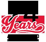 24 anni di storia